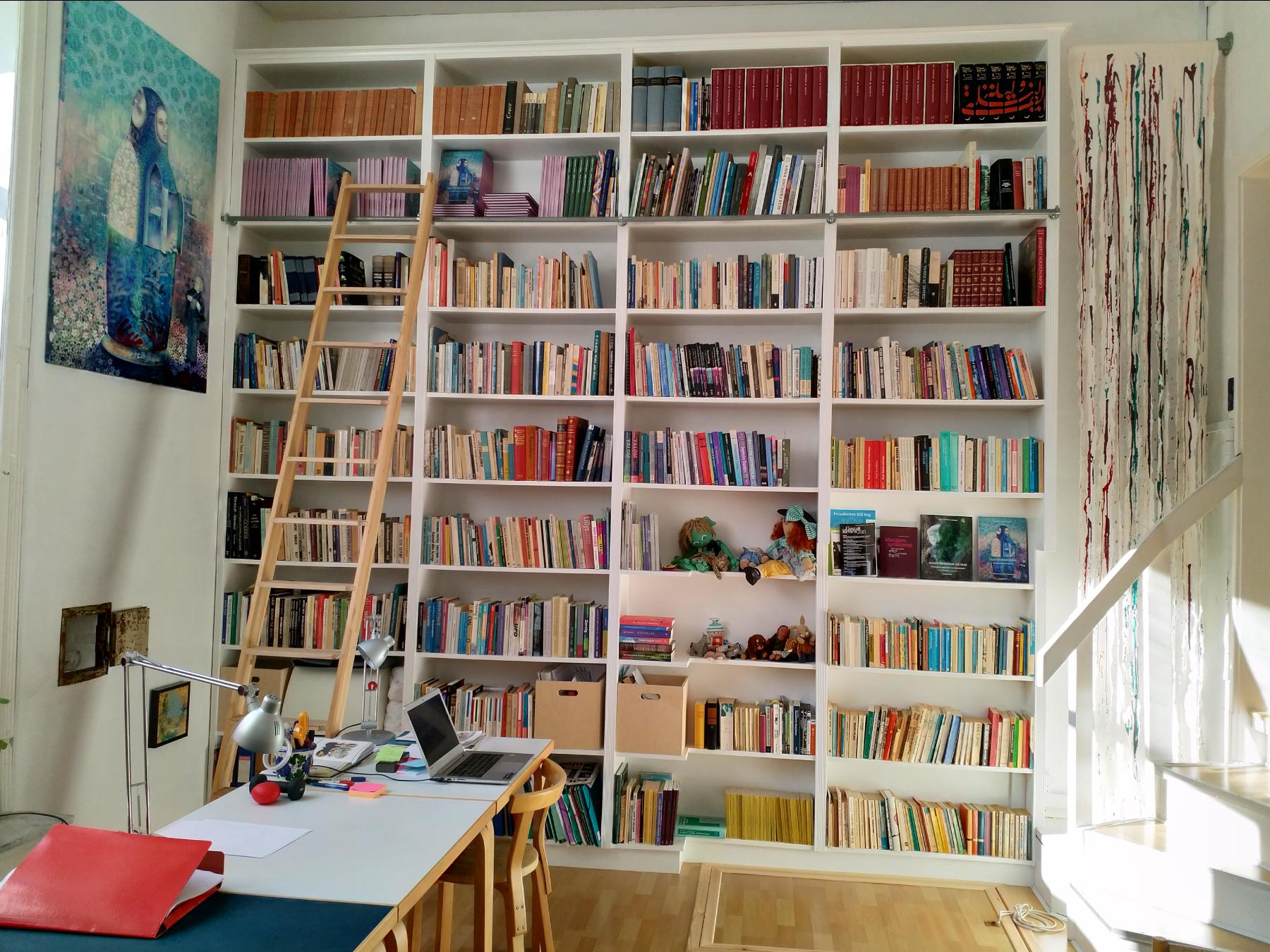 Psykoterapi, bøger og supervision af Lise Winther Jensen